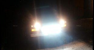 Picture led bar <strong>độ đèn Ford Ranger</strong>: Chiếc xe bán tải Ford Ranger với đèn led bar siêu sáng độ ngầu và chất